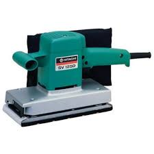hitachi orbital sander. hitachi sv12sd 300w orbital sander half sheet o