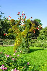 it is a large botanical garden comprising 75 hectares 190 acres of thematic gardens and greenhouses