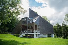Pyramid Houses Architecture Improv A Alpine Modern