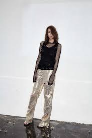 Jean Colonna Designer Jean Colonna Spring 2017 Ready To Wear Collection Vogue