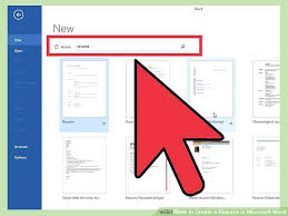 How To Get A Resume Template On Word Megakravmaga Com