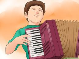 How To Play The Accordion With Pictures Wikihow