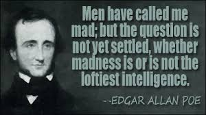 Image result for edgar allan poe depression