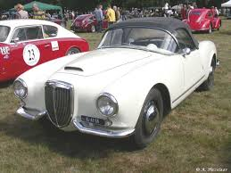 1955 Lancia Aurelia B24 Spider America | Lancia | SuperCars.net