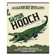 alligator bay gator hooch rum 750ml