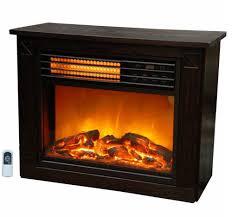 fireplace e heater menards