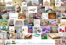 Mobili Cameretta Montessori : E più lettini montessoriani montessori da zero a anni