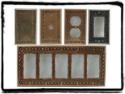 metal switch plates. Simple Metal Metal Switch Plates Decorative Mexican Rustic Furniture And