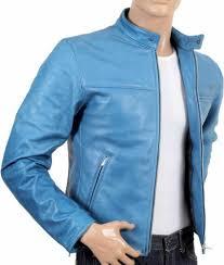 details about real leather genuine lambskin men jacket motorcycle slim fit stylish biker 516