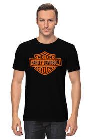 """Мужские футболки c особенными принтами """"Авто и мото"""" - <b>Printio</b>"""