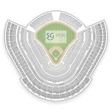 Bright Dodger Seating Dodger Stadium Seat Views