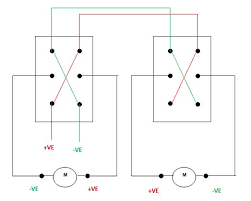 wired control robot manual 9 steps pictures picture of dpdt switches using circuit
