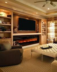 tv fireplace wall electric fireplace built in wall mount bookshelves tv fireplace wall unit