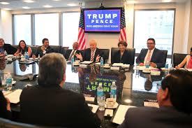 donald trump hispanic advisory council included pastor com