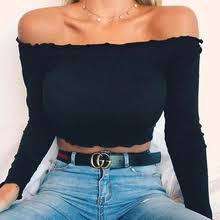 Buy <b>sexy shoulder</b> woman and get free shipping on AliExpress