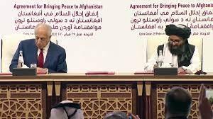 US has given up defending the women & children of Afghanistan it promised to protect