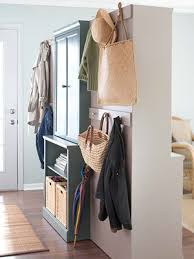 Coat Rack Solutions Entry Storage And Coat Rack Idea This Would Have To Be Done Really 76