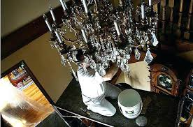 best way to clean a chandelier how to clean chandeliers chandelier cleaning spray cleaner light fixtures