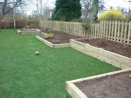 Small Picture Perfect Garden Design Using Sleepers A To Inspiration