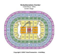 Schottenstein Center Tickets And Schottenstein Center