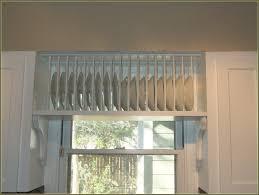 handmade gustavian plate rack wall cabinet view larger