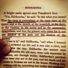 Siddhartha Quotes Gorgeous Shows The Teaching That The Ferryman Gives Siddhartha About How To
