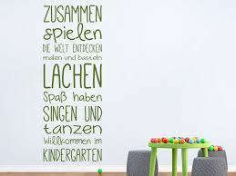 Willkommen Im Kindergarten Spruchband Sprüche Etc Kindergarten