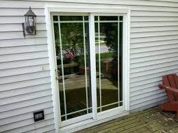 4 Panel Gliding Patio Doors