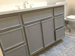 painting bathroom vanity before and after. chalk paint® bathroom vanity makeover (and full bath renovation painting before and after a