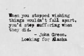 Looking For Alaska Quotes With Page Numbers Stunning Looking For Alaska Feelings And Quotes The Coffee Chic