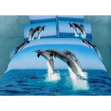 marine queen bed luxury bedding duvet cover set dolce mela