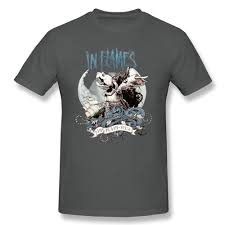Band Tee Designs Us 11 71 43 Off Man Interesting In Flames Rock Band Tee Shirts Short Sleeve Fashion Designer Printed Men T Shirt Team Oversize New Black Friday In
