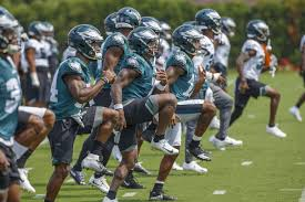 Eagles Running Back Depth Chart Eagles 2018 Roster Breaking Down The Depth Chart