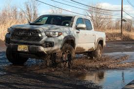 The 2017 Toyota Tacoma TRD Pro loves to get dirty