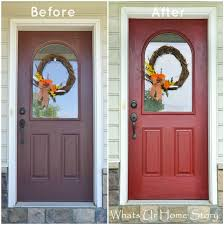 painting a front door120 best PRETTY PAiNTED DOORS images on Pinterest  Painted doors