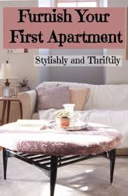 Furnish Your First Apartment On A Budget! Tips For Making Your First  Apartment Actually Turn
