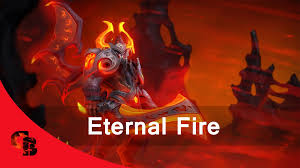 dota 2 store doom eternal fire youtube