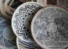 home african basket wall decor interior decor room interior design modern interior decor