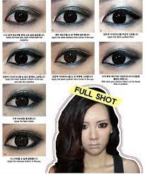 cute emo makeup 1000 images about asian eye makeup on korean eye makeup asian eyes and