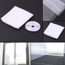 hands free mesh screen net door with magnets anti mosquito bug curtain