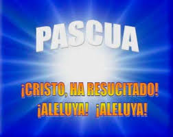 Resultado de imagen de pascua de resurreccion