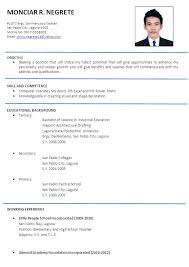 Sample Resume For Computer Engineering Students Best Of Resume For Engineering Students Computer Science Ged Test For