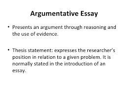 types of academic writing  10 argumentative essay