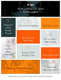 must have life skills for great managers 10 must have life skills for great managers