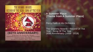 a summer place theme from a summer place