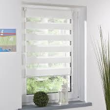 Fashion Luxury Roller Zebra Blind Curtain Window Shade Decor Home