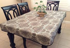fitted vinyl tablecloth h8253 fitted vinyl tablecloth round table sewing projects fitted