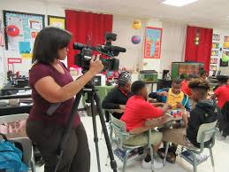 WSFA Visits Tuskegee for firsthand look at STEM Learning – ECHOboom Tuskegee