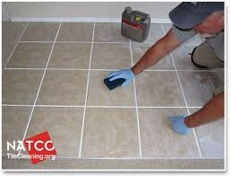 aggressive scrub pad for removing hardened grout haze
