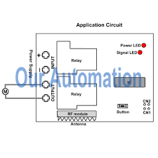 wireless remote control our automation wiring diagram